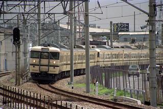 JR福知山線脱線事故現場カーブの線路付け替え以前