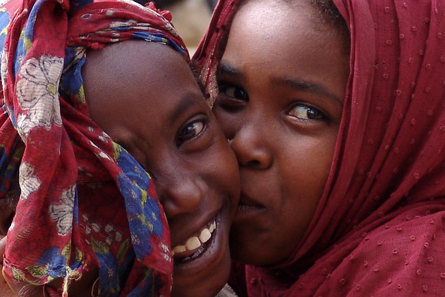 Harar maidens