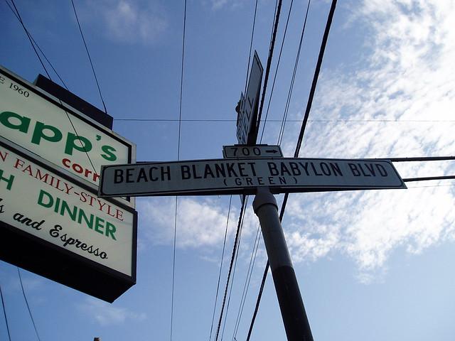 Beach Blanket Babylon  Green St San Francisco Ca
