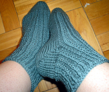 FO Polite Socks of Doom