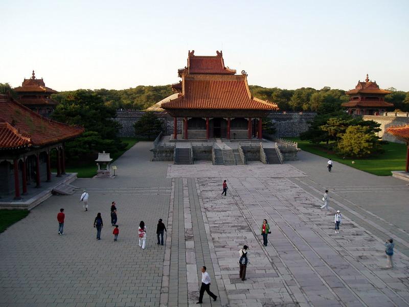 Beiling (Northern Tomb) Garden, Shenyang