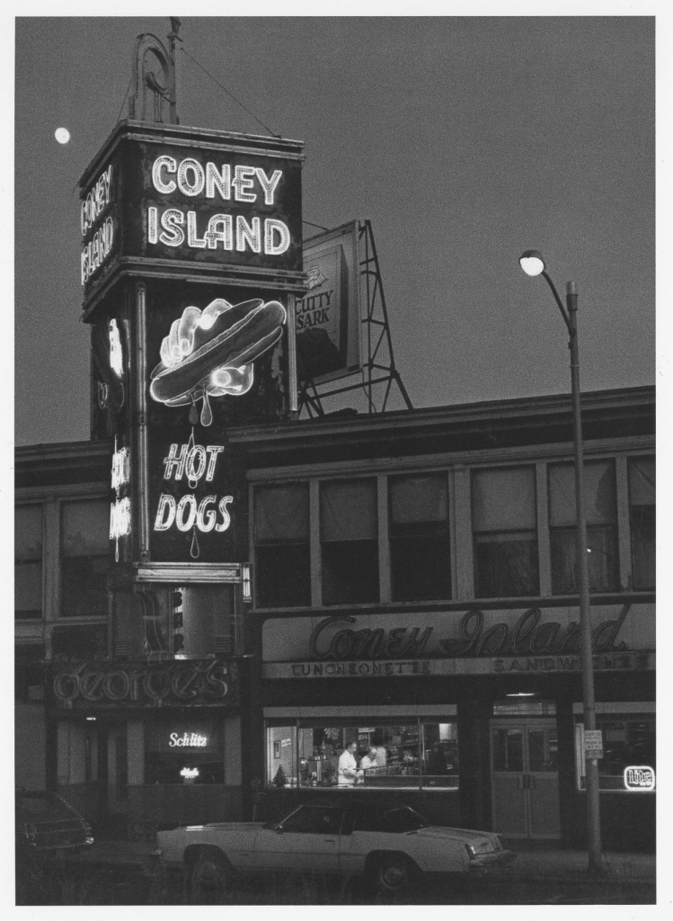 Coney Island Worcester Ma History