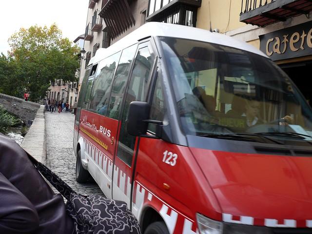 Fahrkarten Tarifsystem Öffentlicher Verkehr Granada