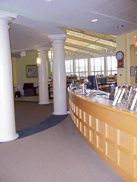circulation desk flickr   photo sharing