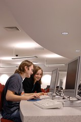 Computer Room, City Campus West, Northumbria University