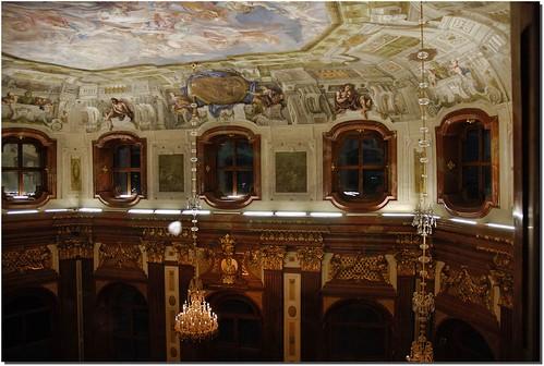 Österreichische Galerie Belvedere palace (Wien)