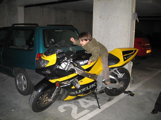 Remember that giant Suzuki?