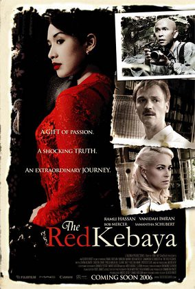 The Red Kebaya - poster