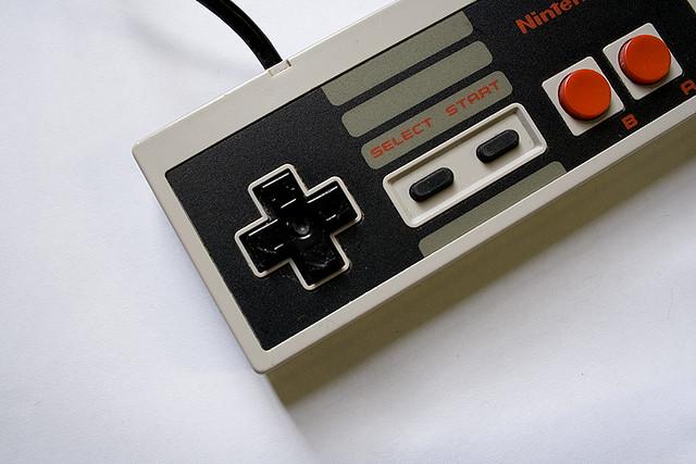 NES Controller 2
