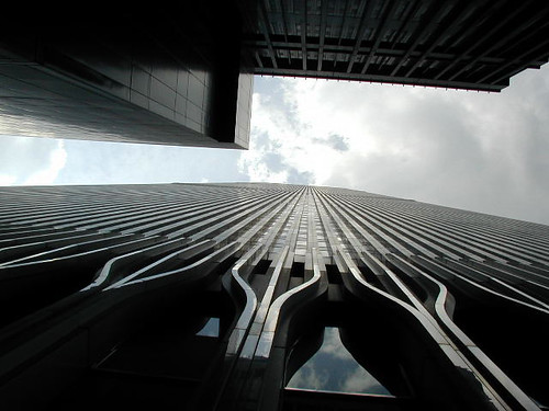 World Trade Center, 2001