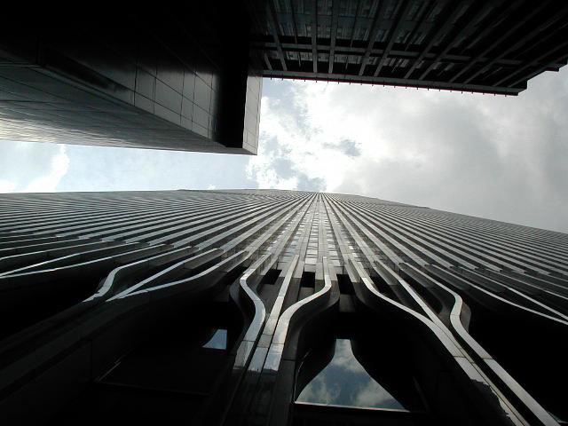 World Trade Center, 2001