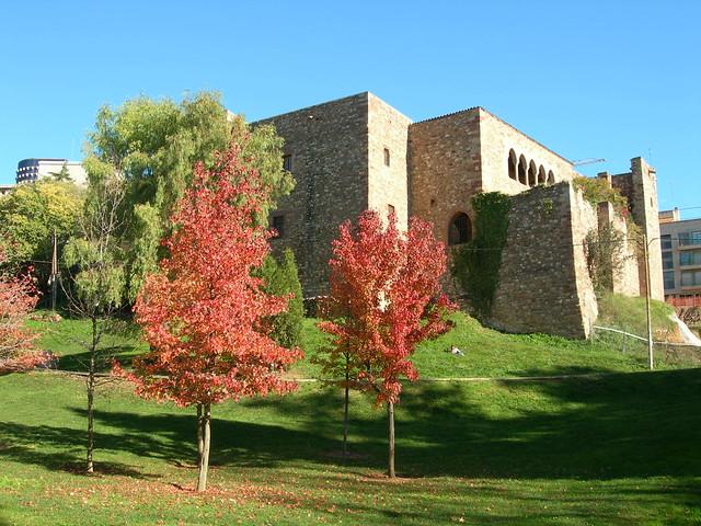 Castell de vallparad s flickr photo sharing - Garden terrassa ...