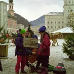 Enterprising Christmas Choir - Salzburg, Austria