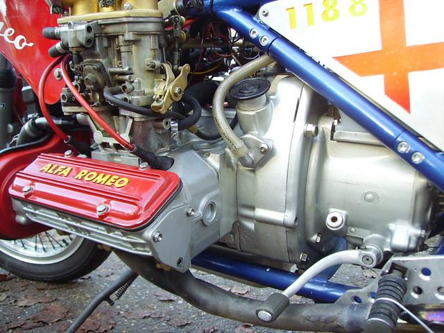Мотор ваз 2108 на мотоцикл