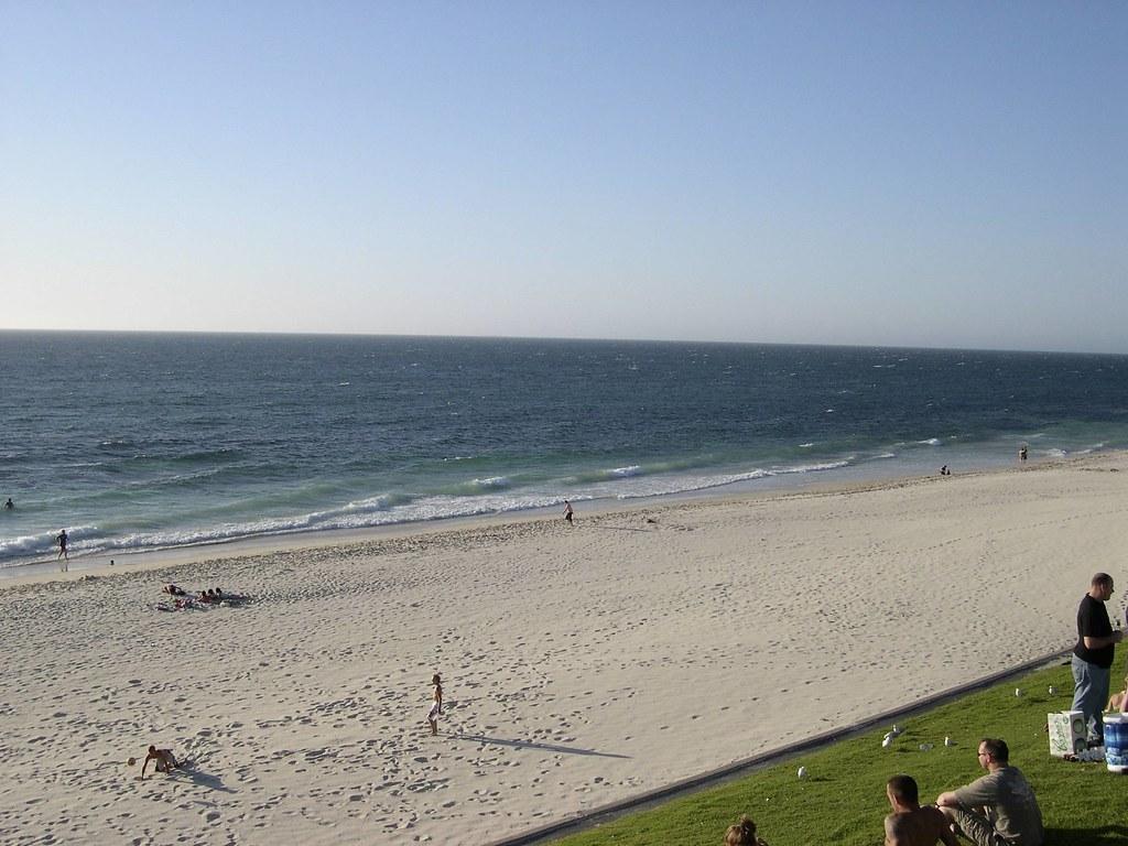 Коттеслоу пляж