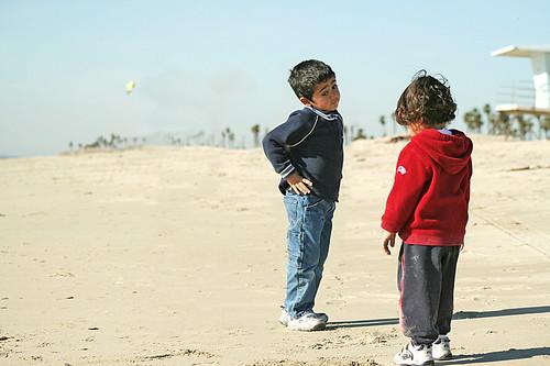 Joshua addresses Noah's behavior at the beach