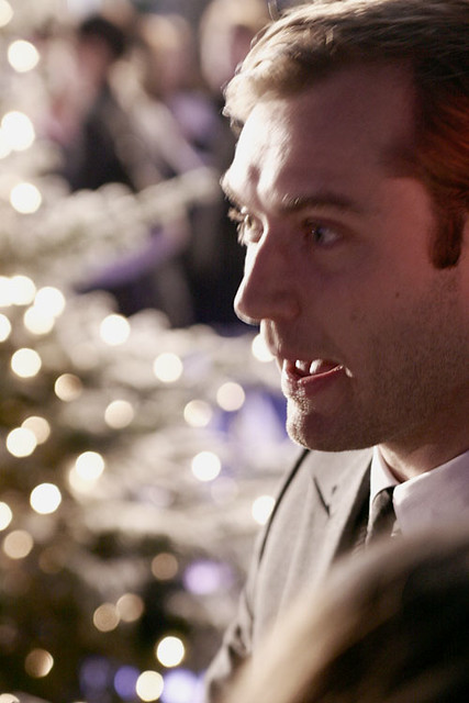 Jude Law - The Holiday film opening | Flickr - Photo Sharing! Jude Law