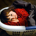 I wanna sleep here tonight, ok? by toyfoto