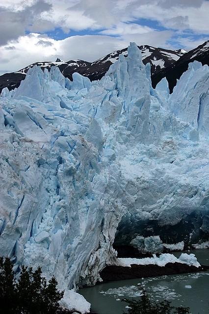 Perito Moreno Glacier - Los Glaciares National Park - Patagonia - Argentina