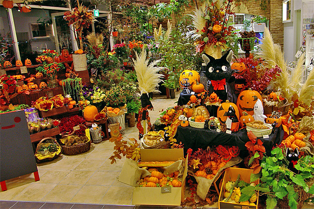 Donguri Garden Halloween Flickr Photo Sharing
