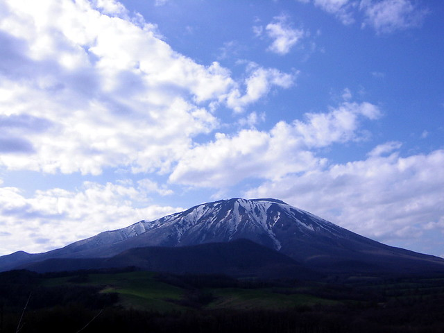 Photo:Mt. Iwate By:yisris