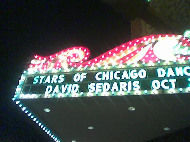 David Sedaris Rubber Hand 96