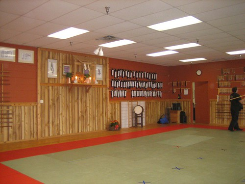 Dayton Quest Center Hombu Dojo