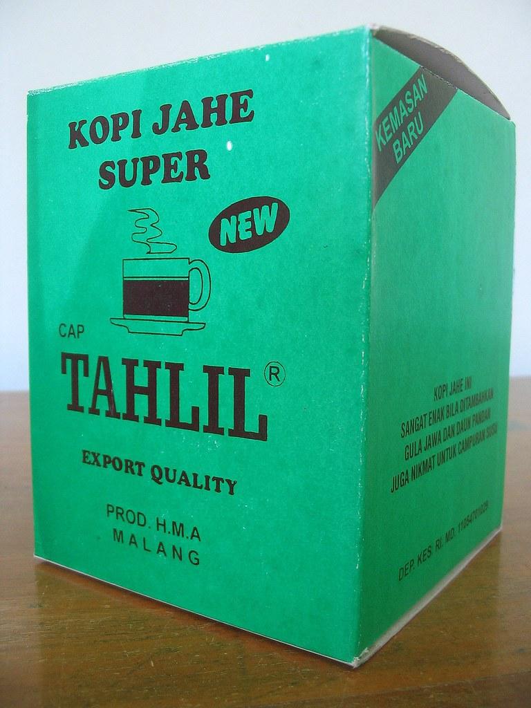 Kopi Tahlil