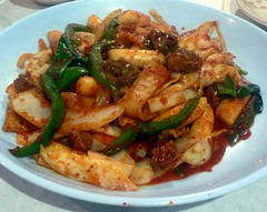 spicy rice cakes