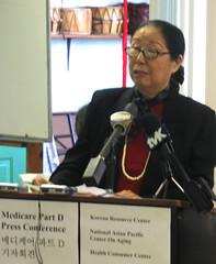 Medicare Part D Press Conference 10-25-06 (34) by Korean Resource Center 민족학교