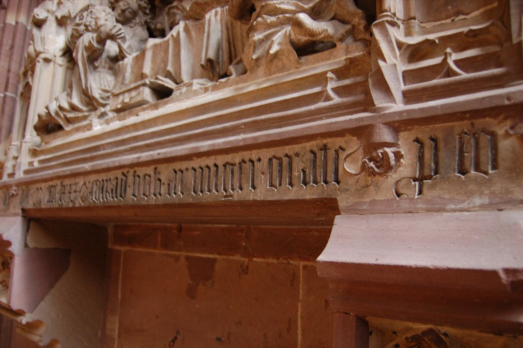 Stone-Carved Lettering in Strasbrourg Cathedral 5.jpg