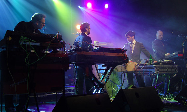 Header of Apparat Organ Quartet