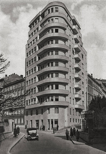 1920s and 1930s european architecture page 2 for Architecture 1920