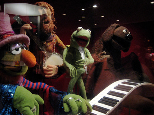 Dr. TEETH & the Electric Mayhem!