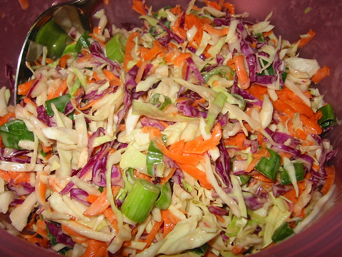 Brad's coleslaw
