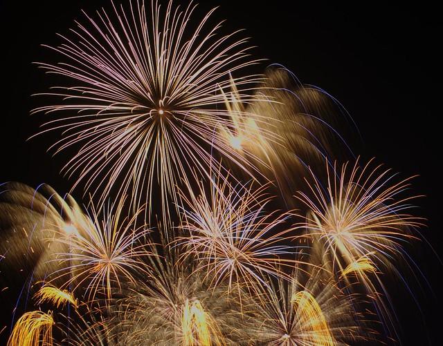 victoria park fireworks: