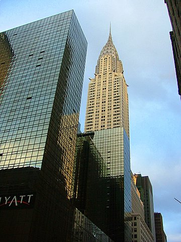 New york city:Grand Hyatt Hotel