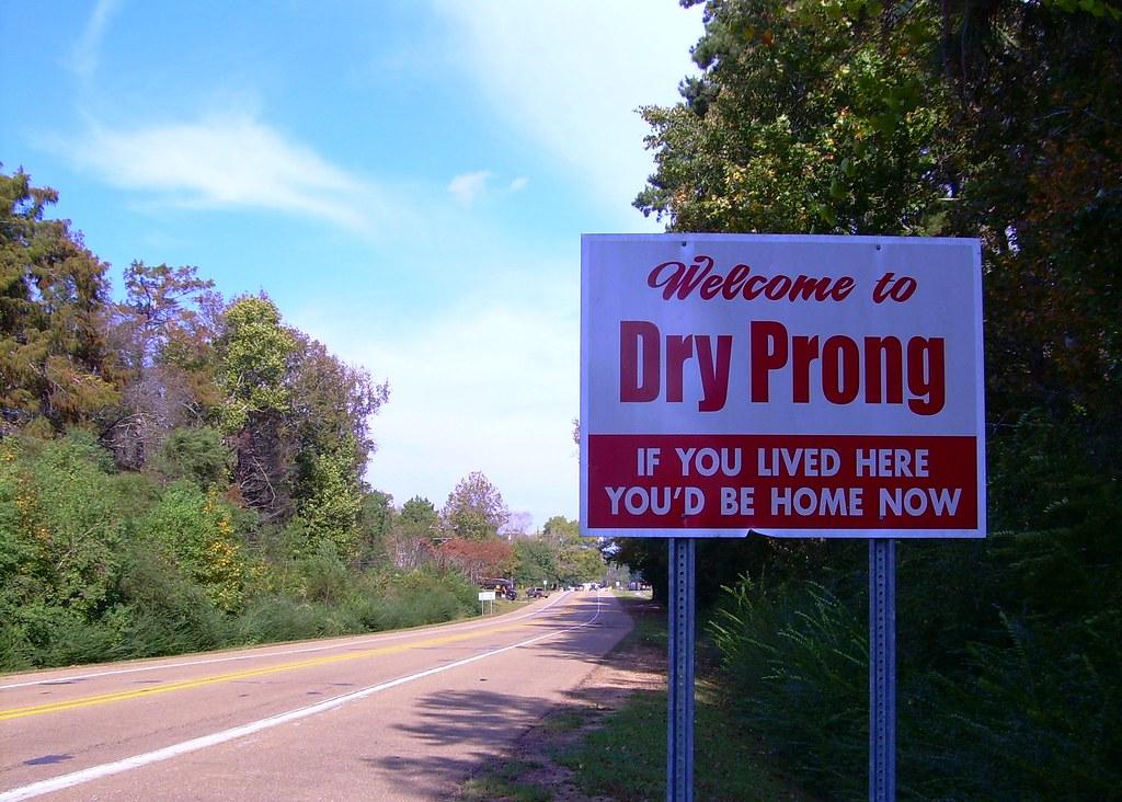 Swingers in dry prong la