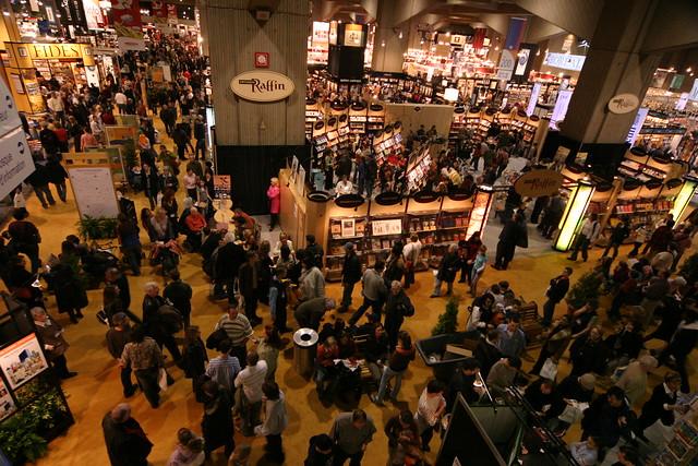 Salon du Livre de Montréal 2006