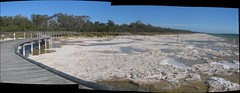 Lake Clifton shoreline