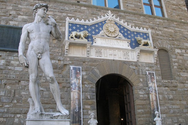 David by Michelangelo (2006-05-347) | Flickr - Photo Sharing!