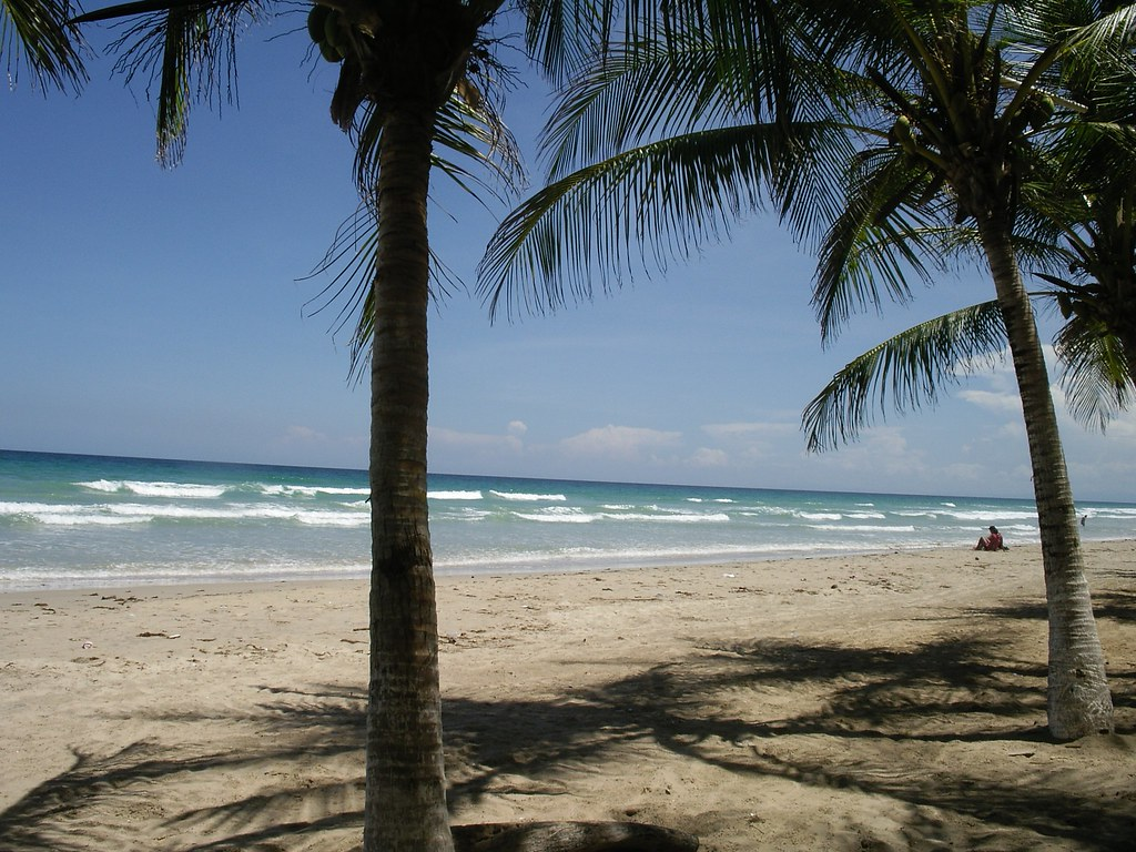 пляж Playa Guacuco