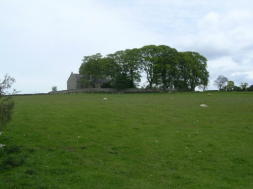 Heavenfield chapel