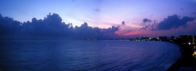 Islaverde at Dawn