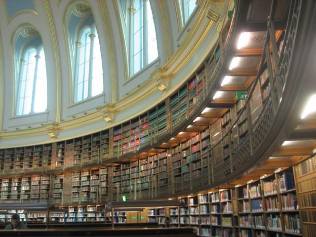 Reading Room-British Museum
