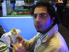 shawarma at snowflakes