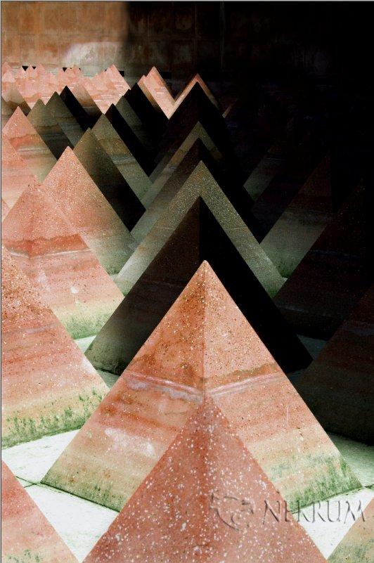 Piramides en México
