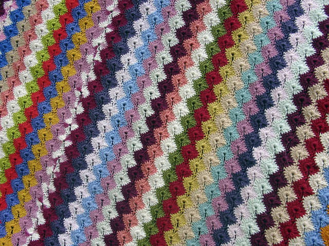 Crochet Quilt Patterns Free : Crochet Quilt Pattern Detail Flickr - Photo Sharing!