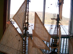 sail, vehicle, mast, watercraft, boat,