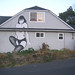 Betty Page House by printzerostudios